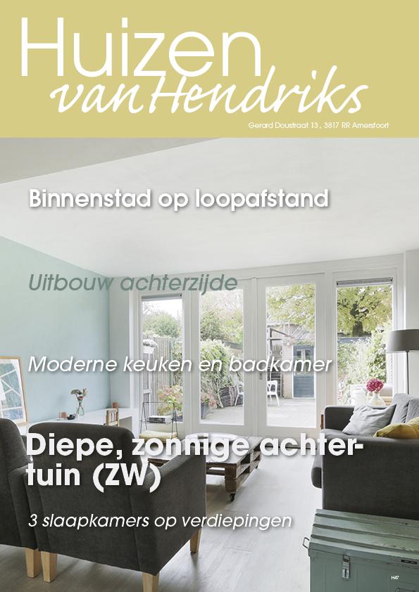 Te koop: Gerard Doustraat 13, Amersfoort - Hendriks Makelaardij